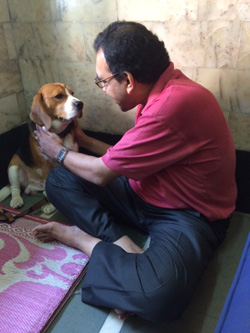 Therapy session at Manav Foundation